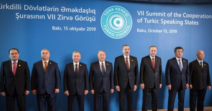 Orbán Türk tanács