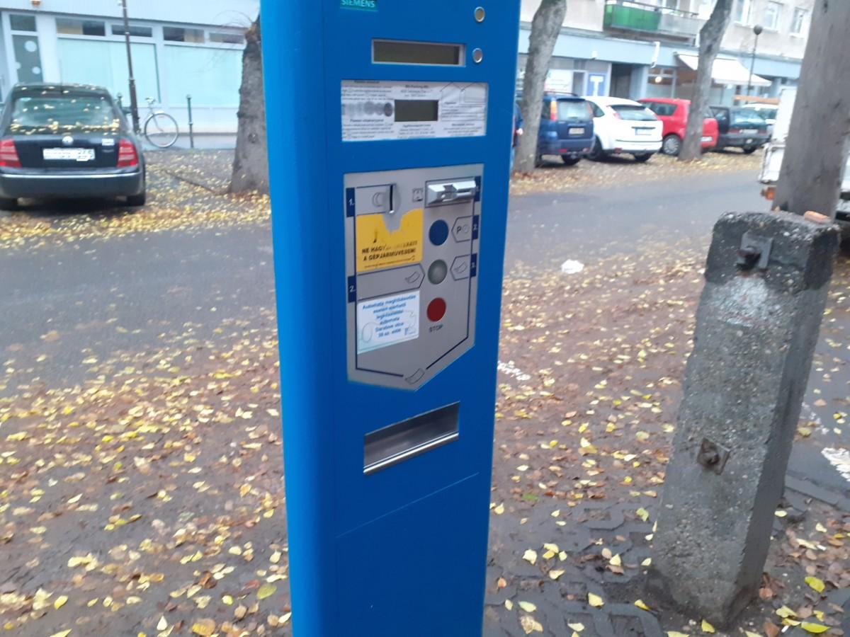Parkolás Debrecen