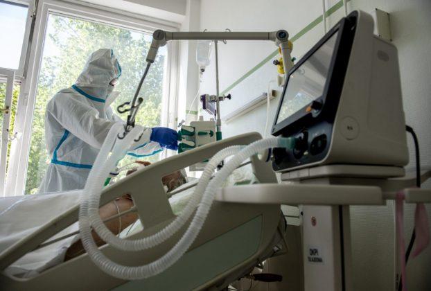 Lélegeztetőgép, koronavírus