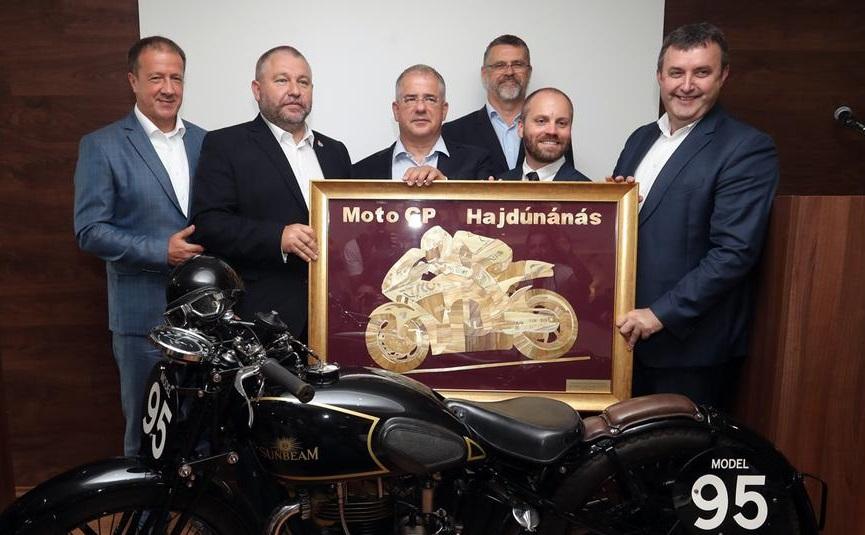 MotoGP pálya Hajdúnánás