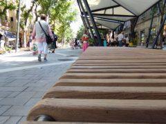 Felújított Dósa nádor tér Debrecenben