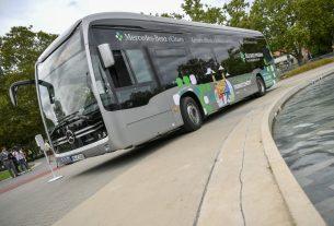 Zöld Busz Program, Debrecen