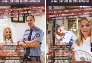 Berettyújfalu, börtönkórház, állások