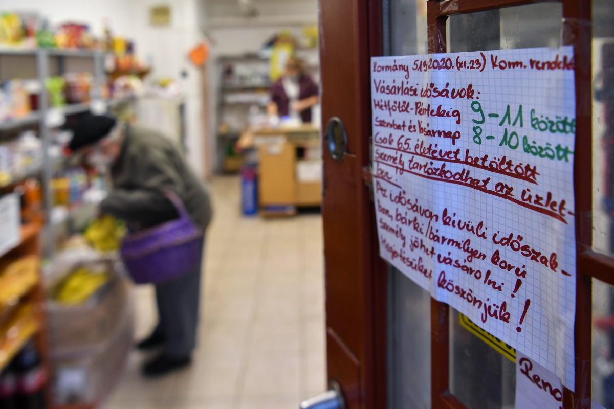 Vásárlási idősáv, Debrecen