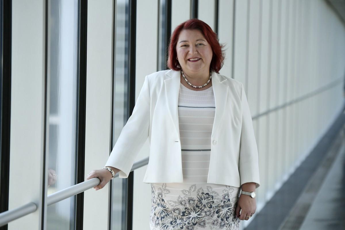 Bocskor Andrea, beregszászi fideszes EP-képviselő