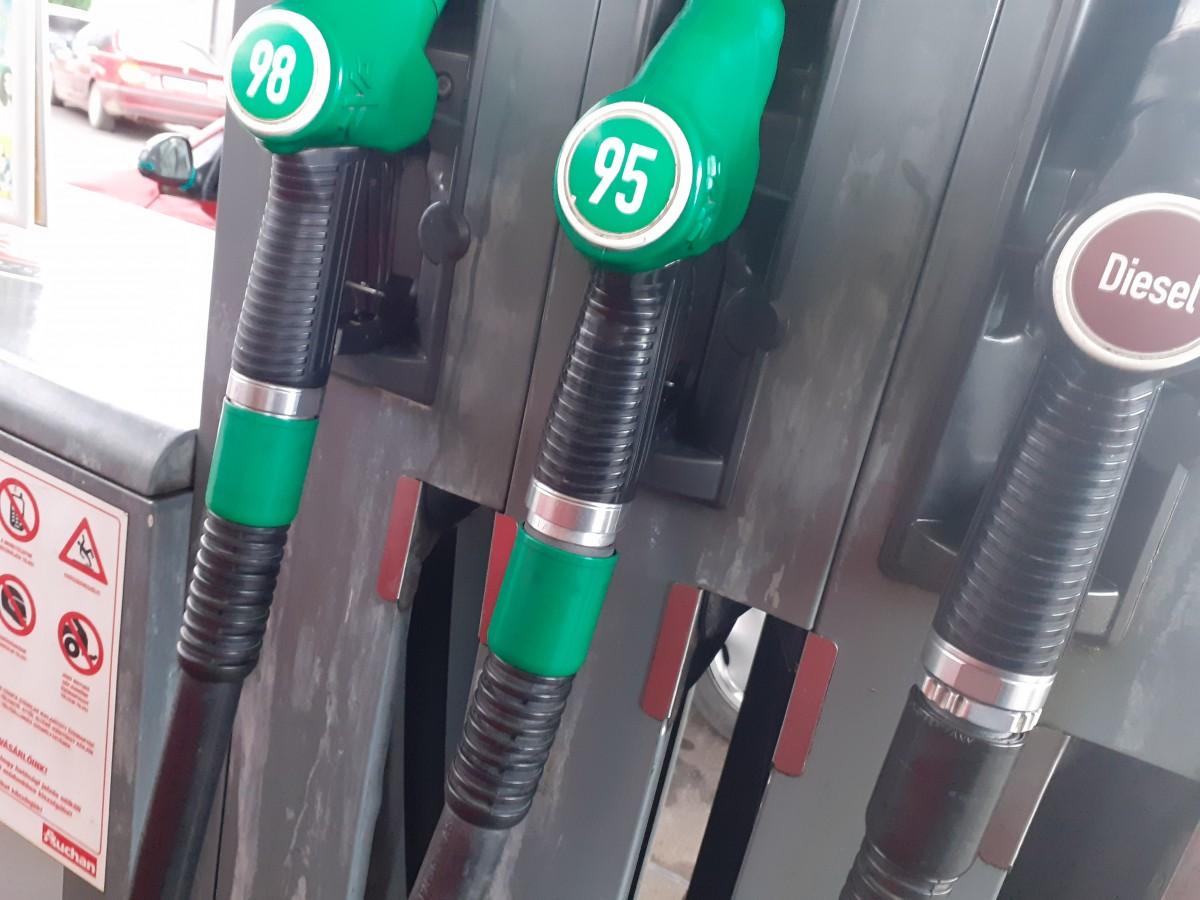 Tankolás, benzinkút