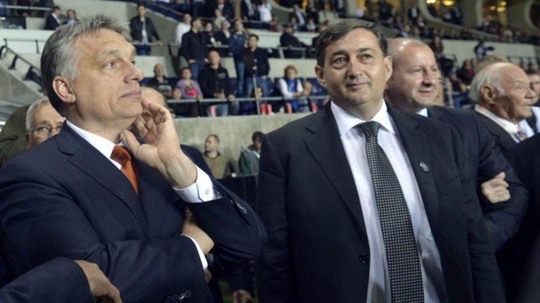 Orbán Viktor és Mészáros Lőrinc