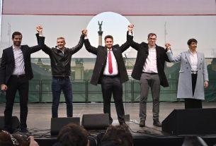 Márki-Zay Péter az ellenzék közös miniszterelnök-jelöltje